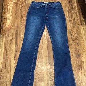 Women's sz 8 tall slim fit bootcut jeans